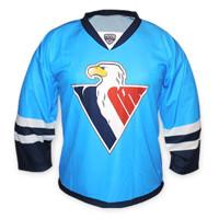 a9a6c4b46e741 Hokejový dres HC Slovan znak belasý DETSKÝ 2018/2019